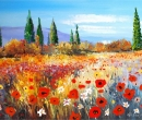 Poppies of France Limited Print