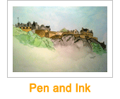 Ink and Pen by Ralph Taylor